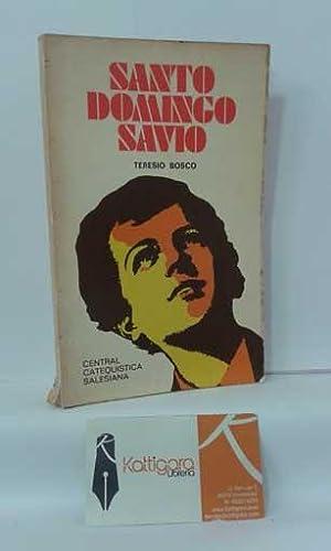 SANTO DOMINGO SAVIO: BOSCO, TERESIO