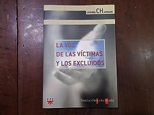 La voz de las víctimas y los: Juan José Sánchez