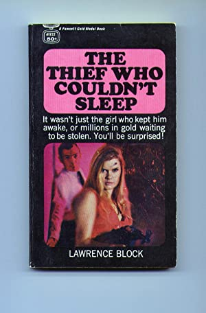 THE THIEF WHO COULDN'T SLEEP: Block, Lawrence