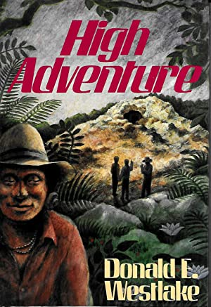 HIGH ADVENTURE [Signed / Lettered Edition]