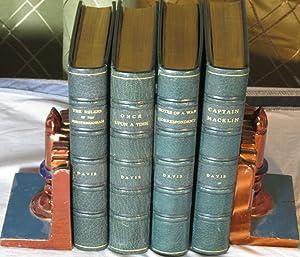 The Rulers of the Mediterranean; Captain Macklin;: Davis, Richard Harding