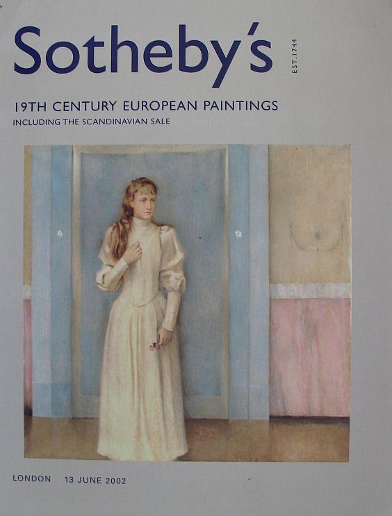 19th Century European Paintings Including The Scandinavian Sale
