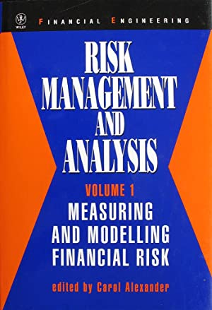 Risk Management and Analysis - Vol. 1 - Measuring and Modelling Financial Risk