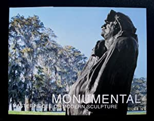 Monumental - Masterpieces of Modern Sculpture
