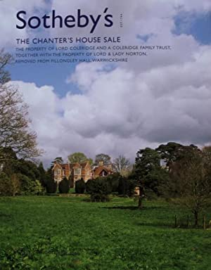 The Chanter`s House Sale