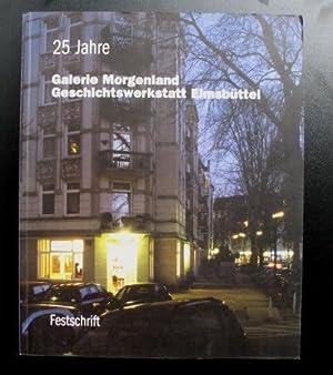 25 Jahre Galerie Morgenland / Geschichtswerkstatt Eimsbüttel: Festschrift