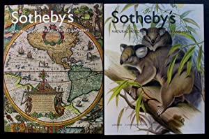 Natural History, Travel, Atlases and Maps