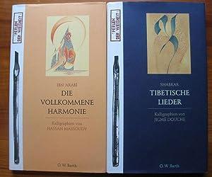 1) Tibetische Lieder UND 2) Die vollkommene: Shabkar / Ibn