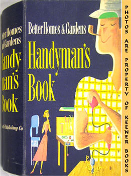 Better Homes And Gardens Handyman's Book (