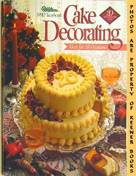 1990 Wilton Yearbook Cake Decorating : 20th Anniversary Issue: Wilton Cake Editors
