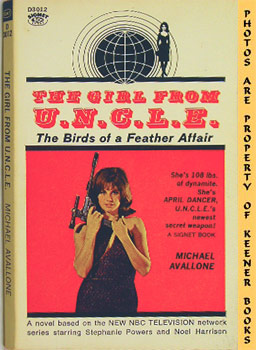 The Birds Of A Feather Affair (The Girl From U. N. C. L. E. #1)