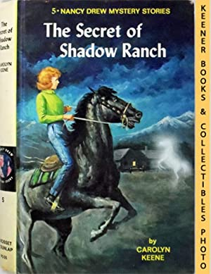 The Secret Of Shadow Ranch: Nancy Drew Mystery Stories Series