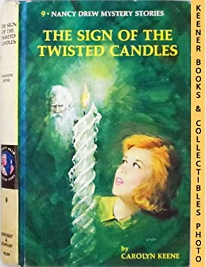 The Sign Of The Twisted Candles: Nancy Drew Mystery Stories Series