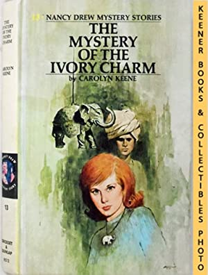 The Mystery Of The Ivory Charm: Nancy Drew Mystery Stories Series