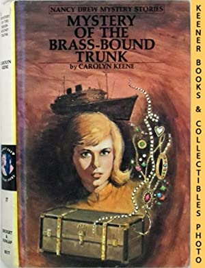 Mystery Of The Brass-Bound Trunk: Nancy Drew Mystery Stories Series
