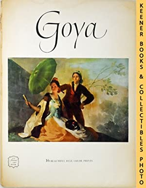 Goya [1746-1828] : An Abrams Art Book: Art Treasurers Of The World Series