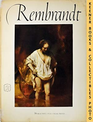Rembrandt [Rembrandt Harmensz Van Rijn] : An Abrams Art Book: Art Treasurers Of The World Series