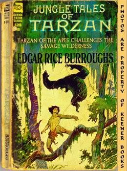 Jungle Tales Of Tarzan (Tarzan Of The: Burroughs, Edgar Rice