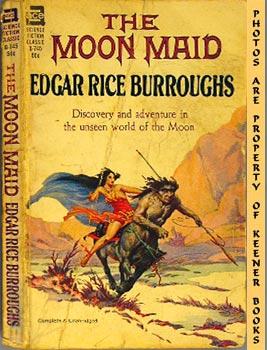 The Moon Maid (Ace 53705 -- Ace: Burroughs, Edgar Rice