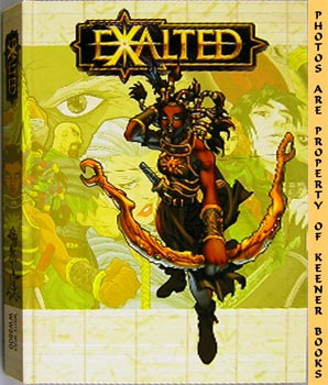 Exalted (Role Playing Game Book): Exalted Series