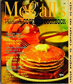 McCall's Practically Cookless Cookbook, M3: McCall's Cookbook Collection Series