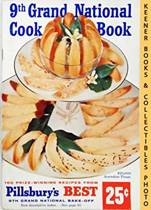 100 Prize-Winning Recipes From Pillsbury's 9th Grand: Pillsbury, Ann (Editor)