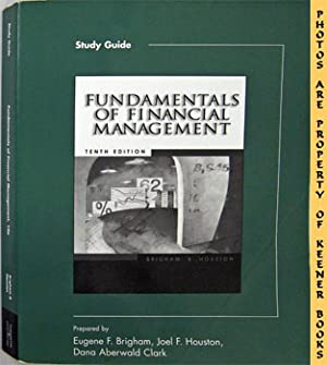 Fundamentals Of Financial Management - Study Guide