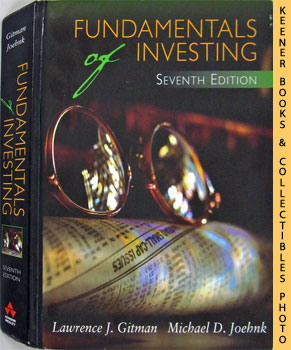 Fundamentals Of Investing (Seventh - 7th - Edition)