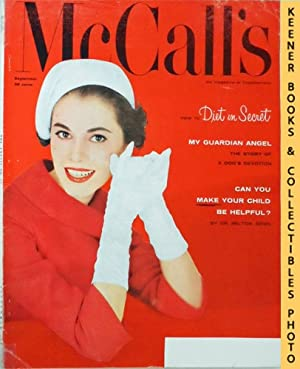 McCall's Magazine: The Magazine Of Togetherness : September 1957 Vol. LXXXIV, No. 12 Issue