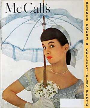 McCall's Magazine: Three Magazines In One : August 1948 Vol. LXXV, No. 11 Issue