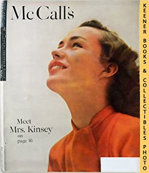 McCall's Magazine: Three Magazines In One : July 1948 Vol. LXXV, No. 10 Issue