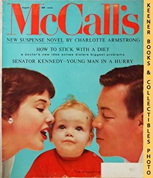 McCall's Magazine: The Magazine Of Togetherness : August 1957 Vol. LXXXIV, No. 11 Issue