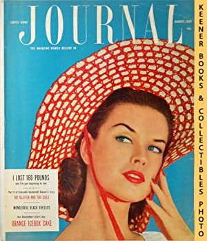 Ladies' Home Journal Magazine - The Magazine Women Believe In : August 1952, Vol. LXIX No. 8 Issue
