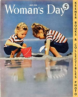Woman's Day Magazine : July 1950 Issue