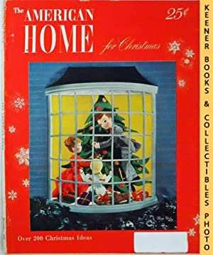 The American Home Magazine : December 1948, Vol. XLI No. 1 Issue