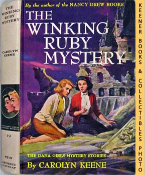 The Winking Ruby Mystery: The Dana Girls Mystery Stories Series
