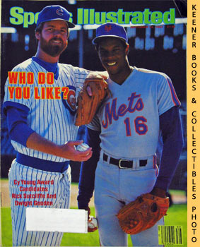 shop baseball essays writings books and collectibles sports illustrated magazine 24 1984 vol 61 no 15