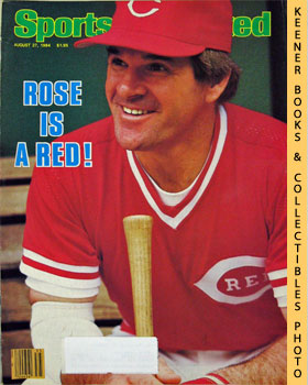 shop baseball essays writings books and collectibles sports illustrated magazine 27 1984 vol 61 no 10