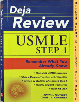 Deja Review - USMLE Step 1 Essentials