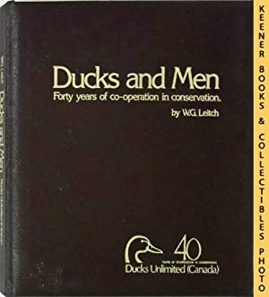 Ducks And Man : Forty Years Of Co-Operation in Conservation