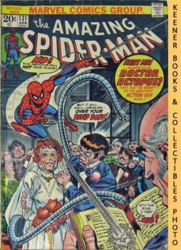 Marvel The Amazing Spider-Man (My Uncle - My Enemy? -- Vol. 1 No. 131 April 1974)