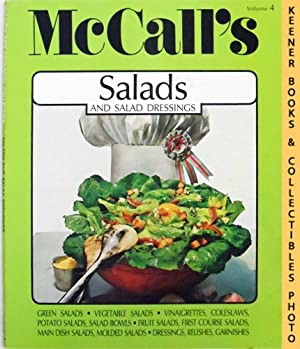 McCall's Salads And Salad Dressings, Vol. 4: McCall's New Cookbook Collection Series