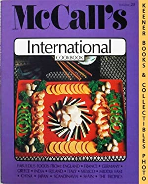 McCall's International Cookbook, Vol. 20: McCall's New Cookbook Collection Series