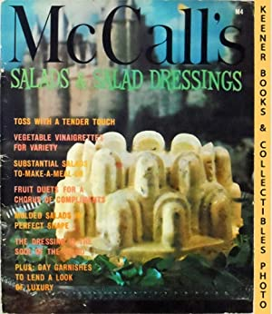 McCall's Salads & Salad Dressings, M4: McCall's Cookbook Collection Series