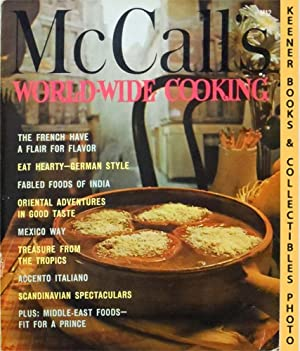 McCall's World - Wide Cooking, M12: McCall's Cookbook Collection Series