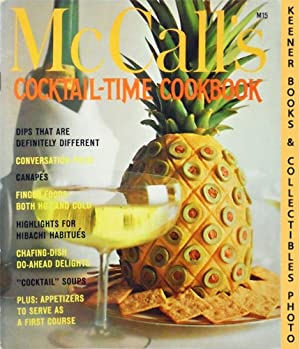 McCall's Cocktail-Time Cookbook, M15: McCall's Cookbook Collection Series