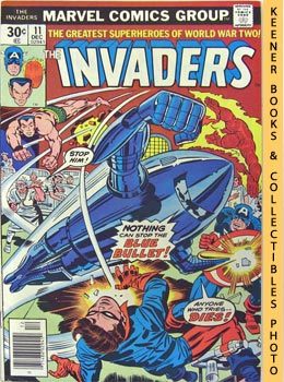The Invaders (Night Of The Blue Bullet! -- Vol. 1 No. 11, December 1976)
