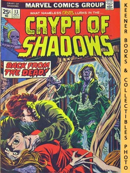 Crypt Of Shadows (The Ghost Comes Back! -- Vol. 1 No. 13, October 1974)