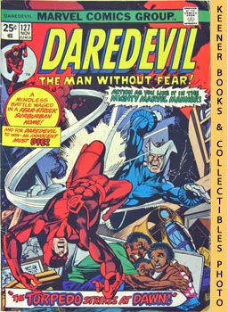 Daredevil - The Man Without Fear (You Killed That Man, Torpedo -- And Now You're Going To Pay! --...