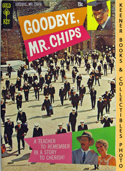 Goodbye, Mr. Chips (A Teacher To Remember In A Story To Cherish! -- Vol. 1, 1970)